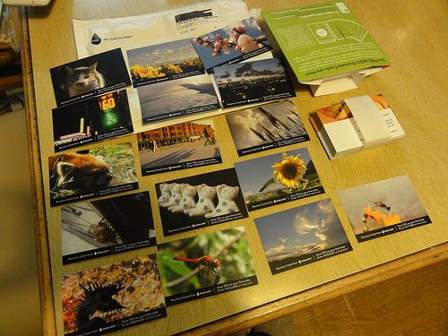 ブログ界隈で有名な『前川企画印刷』さんに初めてブロガー名刺を注文してみる