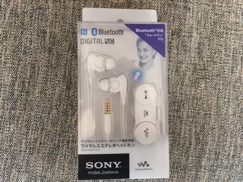 iPhone用にノイズキャンセリング付Bluetoothイヤホン「MDR-NWBT20N」を新調して良かった点