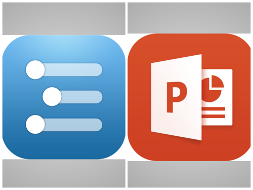 workflowyからpowerpointスライドを作成する方法 まめとら com