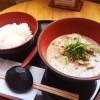 新宿で食べた夏限定の宮崎サラめしは猛暑にぴったりなランチ