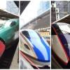 東京駅で新幹線を見ていた子供がもらった思わぬプレゼント