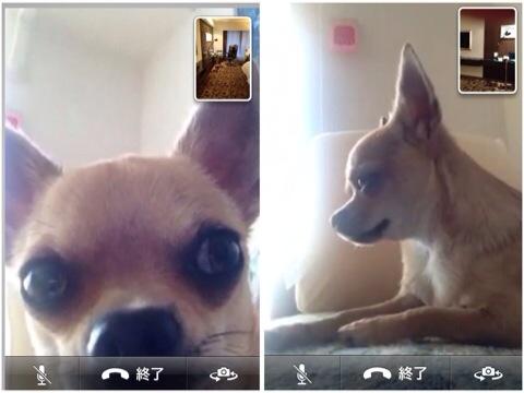 FacetimeをiPhone同士で初めて使った時に気づいた3つの便利な基本機能