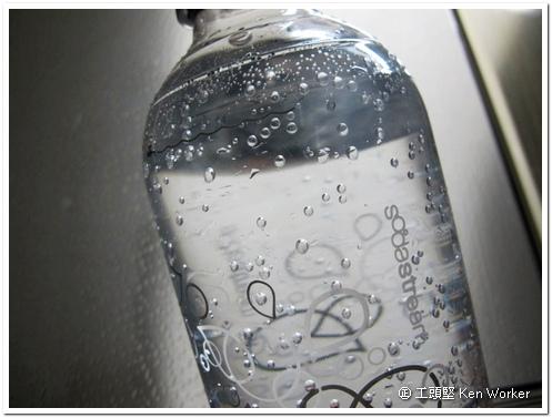 SodaStream炭酸水でノンアルコール飲料を割ると飲み易くてオススメ
