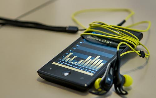 ランニングiPhoneアプリ『RunKeeper』のコーチ機能で、インターバル走してみたらイイ感じだった